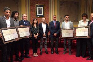 Reconocimientos - Premio Germana de Foix
